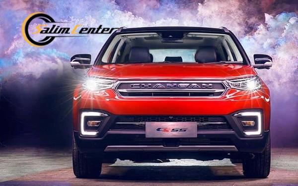 خودرو برتر چینی: چانگان CS35