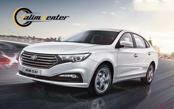 خودرو برتر چینی: جیلی بسترن B30