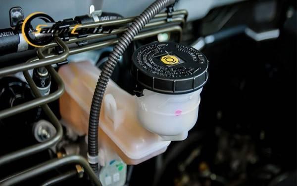 مایعات خودرو