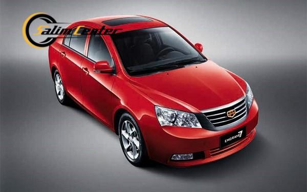 خودرو برتر چینی: جیلی امگرند RV 7