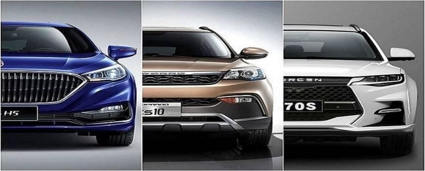 خودرو برتر چینی در ایران